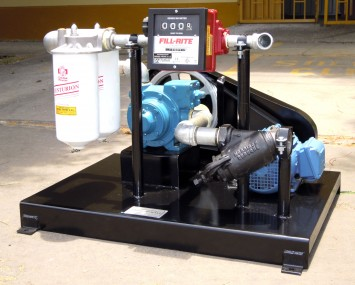Pumping Unit With 2 Hp Motor