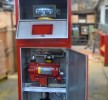 Industrial Fuel Pump With Cabinet And Single Phase Motor