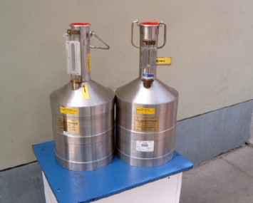 Stainless Steel Volumetric Provers Complying With Nist Standards.