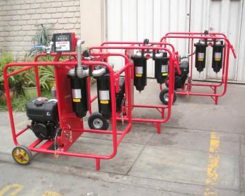 Equipos Portatiles Para Despacho De Diesel