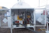 Unidad Para Despacho De Combustible (Alto Y Bajo Caudal)