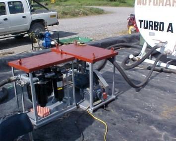 Jet Fuel Modules