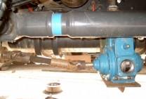Bomba Operada Por La Toma De Fuerza (Pto) Del Vehiculo