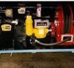 Camion abastecedor de combustible