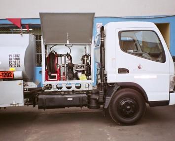 Camion de 30 GPM