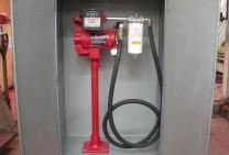 Surtidor Industrial Con Gabinete Y Filtro Separador De Agua