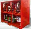 Gabinete Para Despacho De Alto Y Bajo Caudal De Combustible