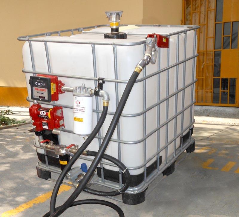 Equipo portatil operado por bateria de 12 o 24v enrique for Limpieza de tanques de combustible