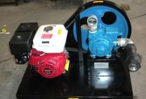 Motobomba para Trasiego de Diesel Nº 2, Accionada por Motor