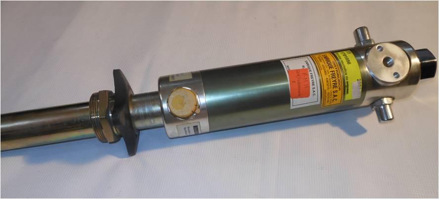El filtro de combustible prado 150 gasolina