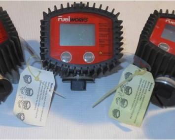 "Contometro Digital P Diesel Y Kerosene 1""Npt, 3-26 Gpm"